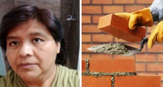 This woman is a skilled plumber, electrician and welder: she has astounded everyone and built her own house