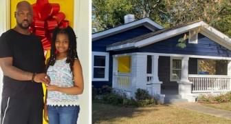 Un papà regala casa alla figlia di 13 anni per renderla più indipendente: Moltiplicherà le sue proprietà