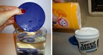 Utilisez le fond de vos pots avec ces astuces brillantes et vraiment utiles