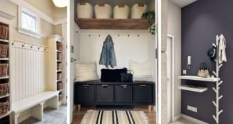 Aménagez une entrée belle et fonctionnelle même dans peu d'espace : les conseils les plus utiles