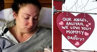 Ze bevalt van haar levenloze dochter: haar werkgevers weigeren haar zwangerschapsverlof