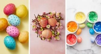 Decora le tue uova di Pasqua in modo strepitoso con queste 9 tecniche tutte da provare