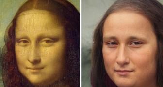 Ein Künstler nutzt künstliche Intelligenz, um die Gesichter historischer Figuren nachzubilden: 13 beeindruckende Bilder