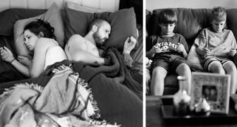 Dieser Fotograf eliminiert Telefone aus seinen Aufnahmen, um uns zu zeigen, wie sehr wir von der Technologie absorbiert werden