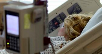 Ich kann nicht mehr: Erschöpfter Ehemann ist es leid, sich um seine kranke Frau zu kümmern und lässt sie im Krankenhaus zurück