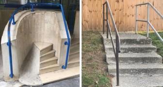 15 escaliers si dénués de sens qu'ils semblent avoir été construits pour confondre les gens