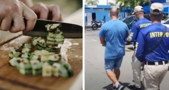 Er postet Kochvideos auf Youtube: Mafia-Flüchtling entlarvt und verhaftet