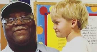 Mamma di un bimbo autistico raccoglie 35.000 $ per il bidello: era l'unico ad aver fatto amicizia con il figlio