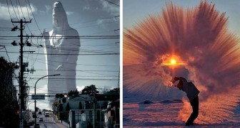 Non ci posso credere...: 17 foto sorprendenti che ci hanno lasciato letteralmente senza fiato