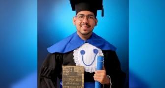 Junger Mann mit Hörbehinderung übersteht jahrelanges Mobbing und macht seinen Abschluss mit Bestnoten