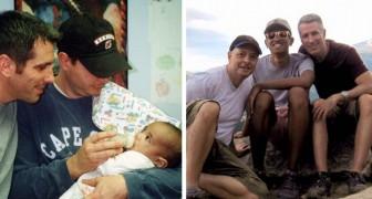 Coppia adotta un bambino abbandonato nella metro: 20 anni dopo è ancora il loro piccolo angelo