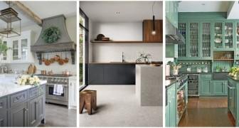 Farmhouse, vittoriana, minimalista: qual è la cucina dei tuoi sogni? Lasciati ispirare da queste idee