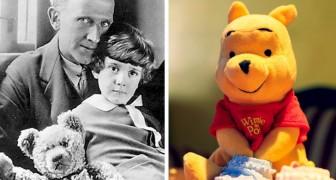 Dietro al successo di Winnie the Pooh si nasconde la storia di un bambino triste e dei suoi genitori infelici