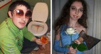 20 foto di persone sui siti d'incontri russi davanti alle quali non sappiamo se ridere o piangere