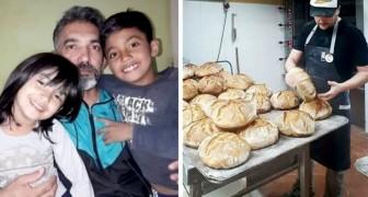 Alleenstaande vader voedt zijn vier kinderen op zonder hulp van iemand anders: Zij zijn degenen die me de kracht geven om door te gaan
