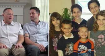 6 Geschwister verbringen 1640 Tage in einem Waisenhaus, bevor sie adoptiert werden: Sie wollten zusammen bleiben