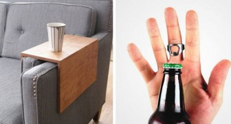 Nützlich, aber ungewöhnlich: 15 geniale Erfindungen, die wir gerne zu Hause hätten