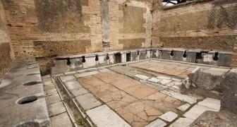 Démons, rats et cloaques : la situation des toilettes et du système d'égouts dans la Rome antique
