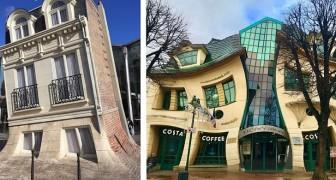 19 verrückte und extravagante Gebäude, die von echten Architekturstars entworfen wurden