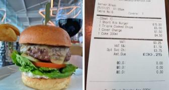 Ordina un hamburger nel locale di Gordon Ramsay e spende £30,25: la reazione scioccata del cliente