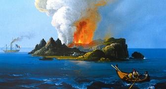 L'isola che non c'è esiste e si trova in Italia: l'affascinante storia della Ferdinandea