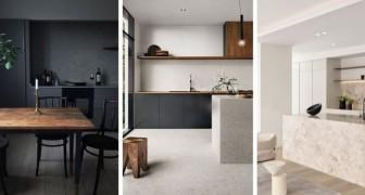 Cucina minimal: le idee migliori per ambienti dallo stile elegante, geometrico e funzionale