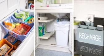 Soluzioni ingegnose per la cucina: scopri come renderla più funzionale e vivibile
