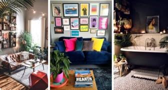 Arredamento eclettico e originale: lasciati ispirare da queste stanze bellissime e trova il tuo stile