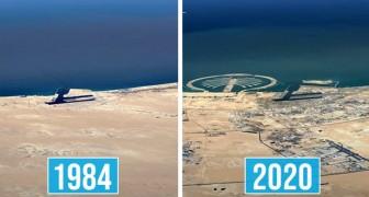 Quanto è cambiata la Terra negli ultimi 36 anni? Ce lo mostra Google Earth con i suoi timelapse