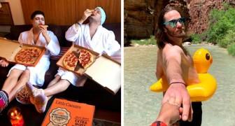 15 komiska bilder på killar som driver med alla de kvinnor som lägger upp onaturliga bilder på sociala medier