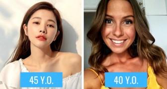 Junggeblieben: 15 Frauen, denen die Zeit sehr wohlgesonnen war