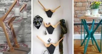 Cintres créatifs : découvrez comment les recycler pour créer de nombreux objets beaux et super-originaux