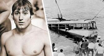 De wereldkampioen zwemmen die zijn carrière heeft opgeofferd om de levens van 20 mensen te redden