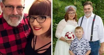Sono innamorata di mio suocero: donna sposa il patrigno dell'ex-marito dopo aver nascosto la relazione per anni