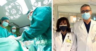 Bimba di 5 mesi nata cieca riesce a vedere grazie a un delicatissimo intervento a quattro mani