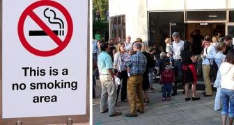 Galles: multa di 100 sterline per i genitori che fumano nei parchi o fuori dalle scuole