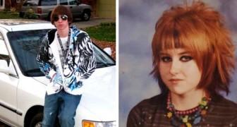 Moden der Vergangenheit: 15 Menschen teilten die peinlichen Looks ihrer Teenagerjahre