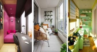 Transformez une véranda balcon en fantastique pièce en plus avec ces 15 idées d'ameublement