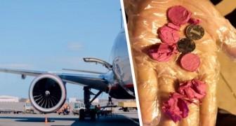 Ein Passagier wirft aus Aberglauben Münzen in den Motor des Flugzeugs und der Flug wird annulliert