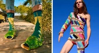 Vêtements absurdes : 15 personnes qui, malgré leurs efforts, ont réussi à dépasser la limite du bon goût