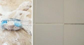 Fughe dei pavimenti da pulire? Scopri come farlo al meglio con qualche trucco semplice ed economico