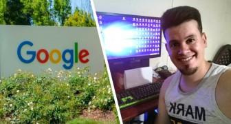 Ein junger Mann kauft die Google Argentina-Domain für 2,40 €: Es ist alles legal