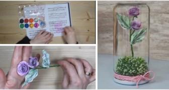 Festa della Mamma: idee regalo creative da realizzare riciclando barattoli di vetro