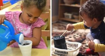 Giochi montessoriani: 15 attività da svolgere in casa per divertirsi e stimolare la fantasia