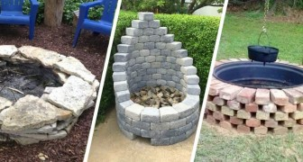 Caminetti e bracieri da giardino: le idee migliori per costruirli col fai-da-te