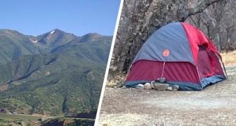 Een vermiste 47-jarige vrouw werd gevonden in de bergen: ze at gedurende 6 maanden mos en gras
