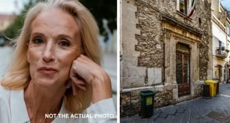 Mujer americana compra una casa en Sicilia a 1 euro y termina por comprar otras tres para los hijos