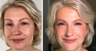La magia del makeup: 16 donne che hanno trasformato il loro look con un trucco leggero