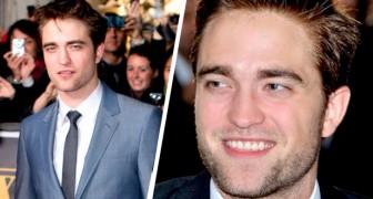 L'attore Robert Pattinson è l'uomo più bello al mondo secondo un famoso chirurgo estetico