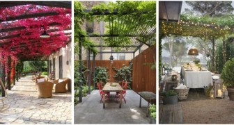 Zone relax ombreggiate: scopri come creare il tuo angolo di paradiso sotto fantastici pergolati